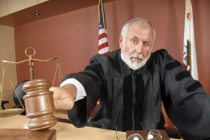 Social security benefits judges